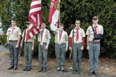 Veterans Honored
