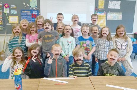 Moustache Math